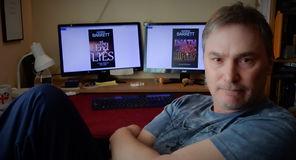 Andrew Barrett Author Photo