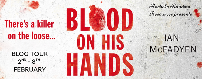 Blood On His Hands Banner