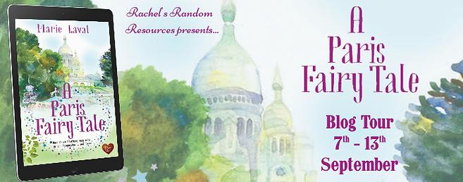 A Paris Fairy Tale Banner