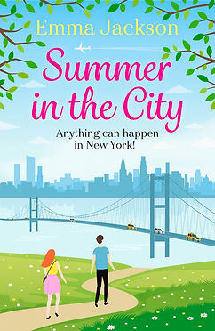 Summer in the City Banner