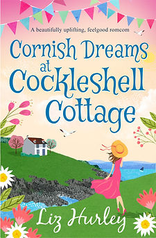Cornish Dreams At Cockleshell Cottage Cover