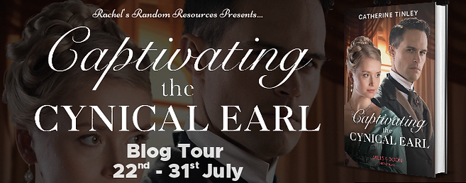 Captivating the Cynical Earl Banner