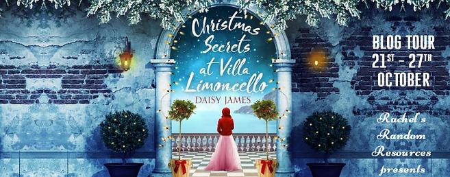 Christmas Secrets at Villa Limoncello Banner