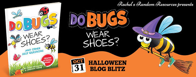 Do Bugs Wear Shoes? Banner