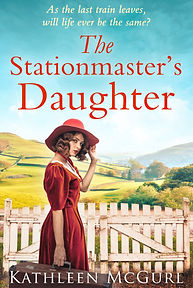 The Stationmaster's Daughter Cover