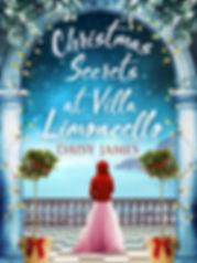 Christmas Secrets at Villa Limoncello Cover