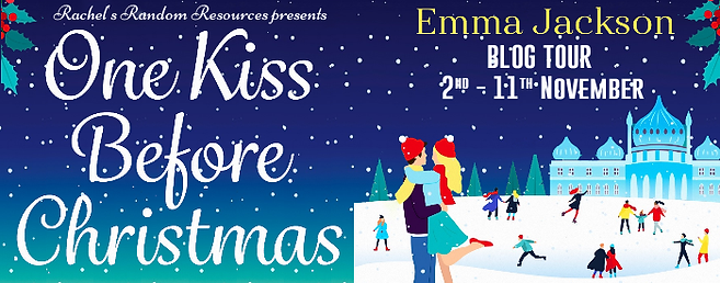 One Kiss Before Christmas Banner