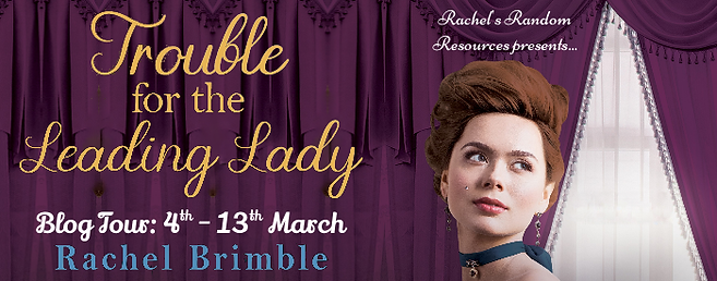 Trouble For The Leading Lady Banner
