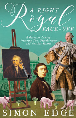 A Right Royal Face-Off Cover