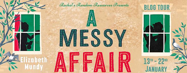 A Messy Affair Banner