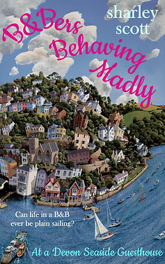 B&Bers Behaving Madly Cover
