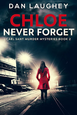Chloe: Never Forget Cover