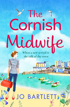 The Cornish Midwife Cover