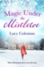 Magic Under the Mistletoe Cover