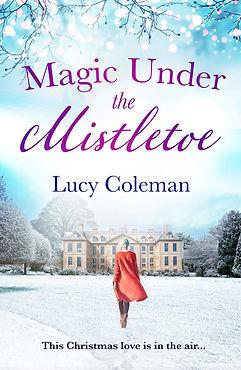 Magic Under the Mistletoe Cover