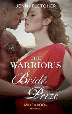 The Warrior's Bride Prize Cover