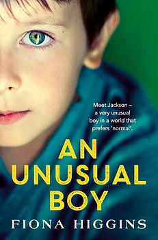 An Unusual Boy Cover