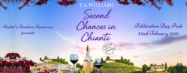 Second Chances in Chianti Banner