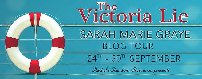 The Victoria Lie Banner