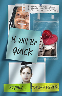 It Will Be Quick Cover