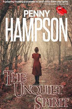 The Unquiet Spirit Cover