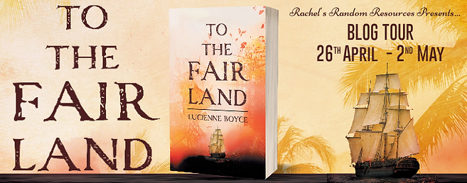 To The Fair Land Banner
