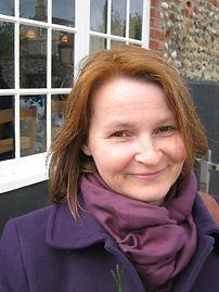 Rosie Hendry Author Photo
