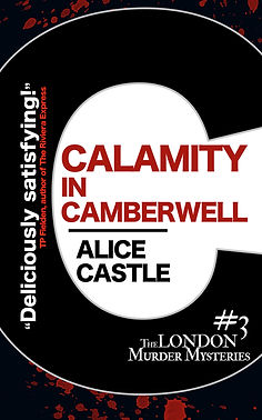 Calamity in Camberwell Cover