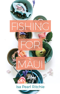 Fishing for Māui Cover