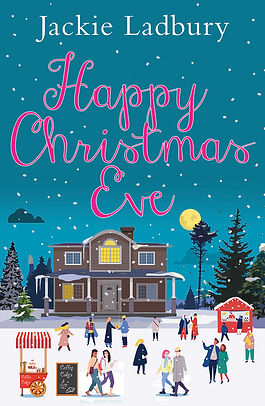 Happy Christmas Eve Cover