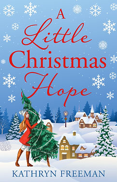 A Little Christmas Hope Cover