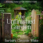 The Unfinished Garden Audio Cover