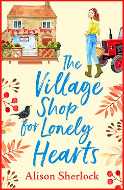 The Village Shop For Lonely Hearts Cover