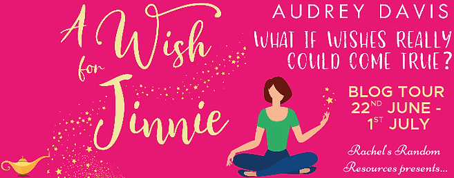 A Wish For Jinnie Banner