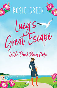 Lucy's Great Escape, Little Duck Pond Cafe Cover