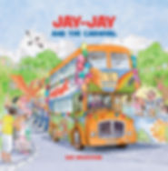 Jay-Jay and the Carnival Cover