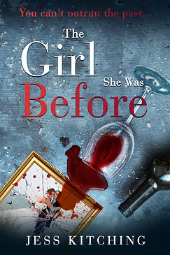The Girl She Was Before Cover