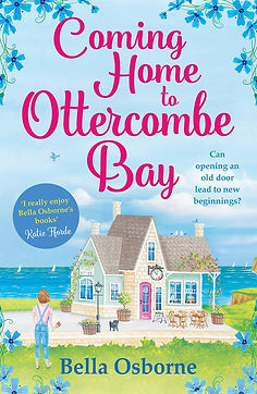 Coming Home to Ottercombe Bay Cover