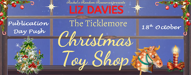 The Ticklemore Christmas Toy Shop Banner