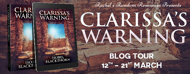 Clarissa's Warning Banner