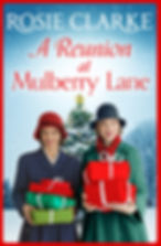 A Reunion at Mulberry Lane Cover