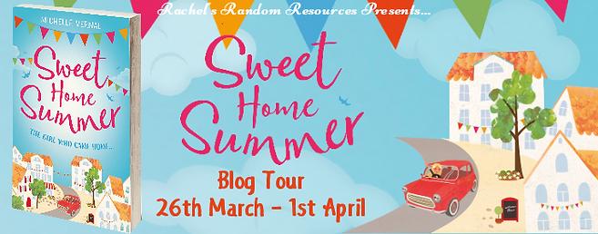 Sweet Home Summer Blog Tour