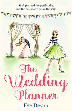 The Wedding Planner Cover
