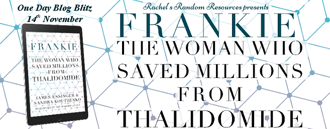 Frankie: the women who saved millions from thalidomide Banner