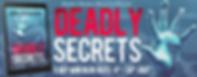 Deadly Secrets Banner