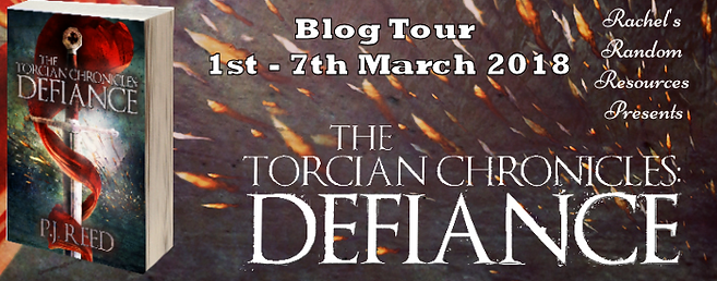 The Torcian Chronicles Defiance Banne