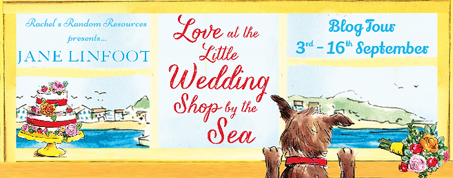 Love at the Little Wedding Shop by the Sea Banner