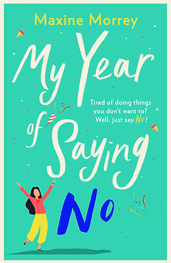 My Year of Saying No Cover