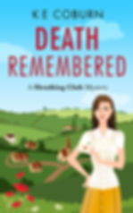 Death Remembered (A Sleuthing Club Mystery: Book 1) Cover