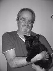 M W Arnold Author Photo